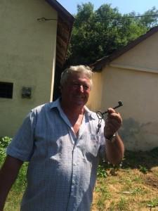 Cheia de la pivniță, un obiect păstrat cu strășnicie