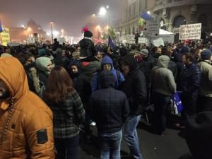 Protest 2016 Bucuresti