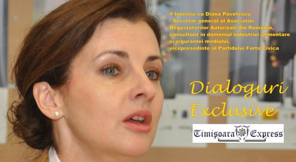 Diana Pavelescu Timisoara Express