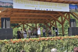 Festivalul Brânzei și Țuicii, Rășinari, Ediția XII